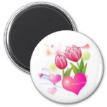 Mothers day refrigerator magnet