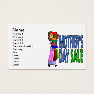 Happy Mothers Day Business Cards & Templates   Zazzle
