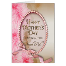 Mother's Day - Secret Pal - Soft and Feminine Card