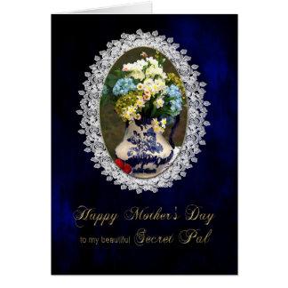 MOTHER'S DAY - SECRET PAL - VINTAGE LACE CARDS