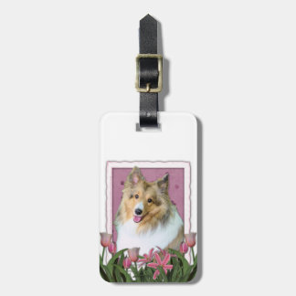 Mothers Day - Sheltie - Mandy Tags For Luggage