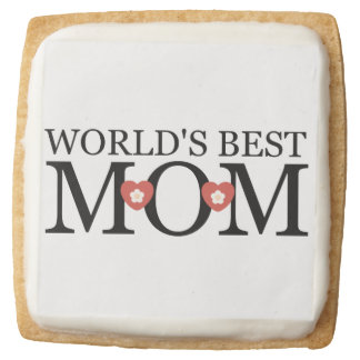 Mother's Day Shortbread Cookies