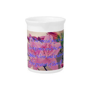 Mothers Day-Special Joy Pitcher