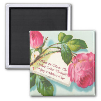 Mothers Day Square Magnet
