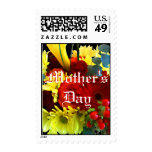 Mother's Day Stamp Floral 882Black 2012 The MUSEUM