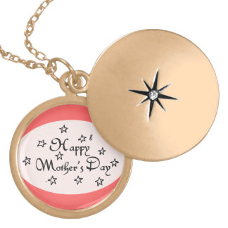 Mothers Day Stars - Locket Necklace