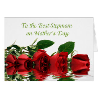 Mother's Day Stepmom Card