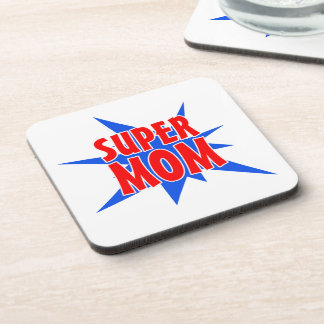 Mother's Day Super Mom Coasters