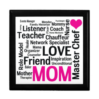 Mother's Day Super Mom Gift Box