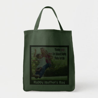 Mother's Day Swinging Tote Bag
