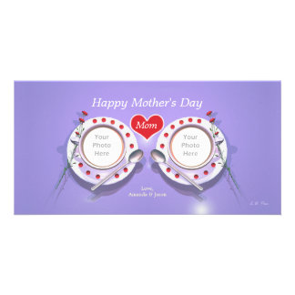 Mother's Day Tea for Two Card