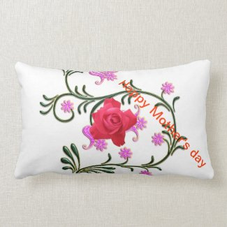 Mother's day throw pillows