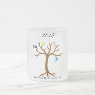 Mothers Day Tree 2015 Mug