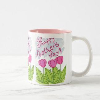 Mother's day Tulip Mug