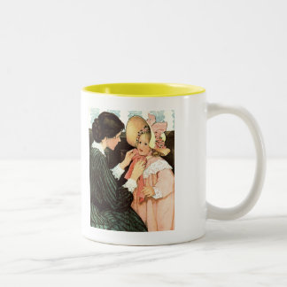 Mother's Day Vintage Art Gift  Mugs