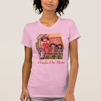 Mother's Day Vintage Portrait T-Shirt