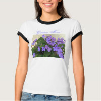 Mother's Day Violets T-Shirt