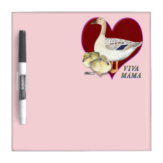 Mother's Day:  Viva Mama! Dry-Erase Board