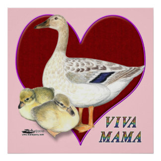 Mother's Day:  Viva Mama! Posters