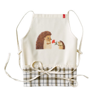 Mother's day Zazzle HEART Apron