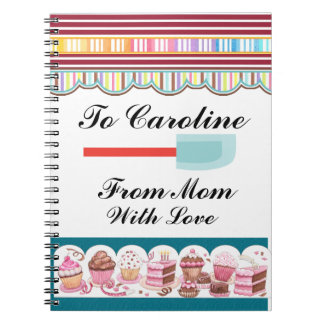 Mother's Favorite Recipes - SRF Note Books