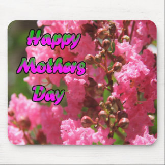 Mothers Floral Mouse Pad