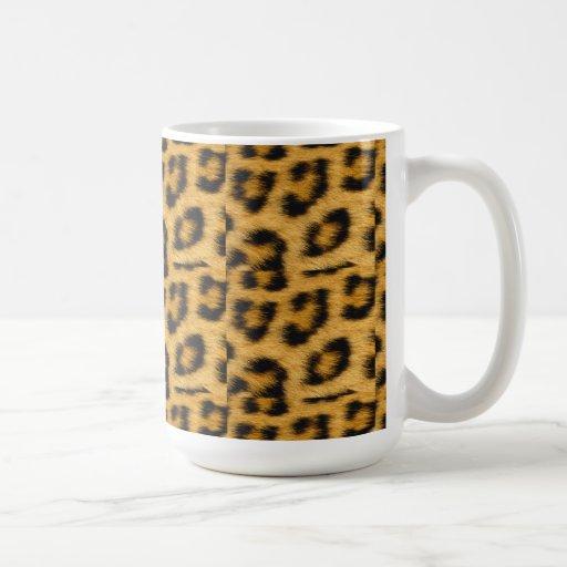 Mother's Gift Mug Leopard Coffee Mugs