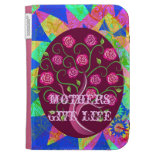 Mothers Give Life Tree of Life Kindle Case