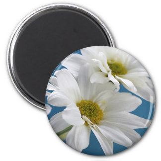 Mother's Heart Holds a Garden of Love 2 Inch Round Magnet