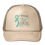 Mother's Inspiring Courage - Ovarian Cancer Hat