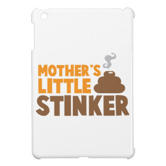 Mother's little Stinker with poo stink smells iPad Mini Cover