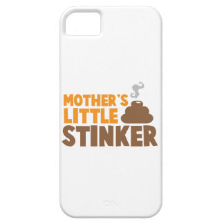 Mother's little Stinker with poo stink smells iPhone SE/5/5s Case