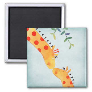 Mothers love 2 inch square magnet