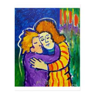 Mother's Love 3 Postcard