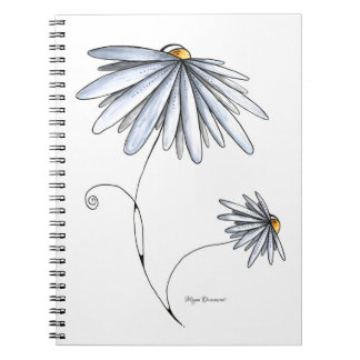 Mothers Love Daisy Notebook