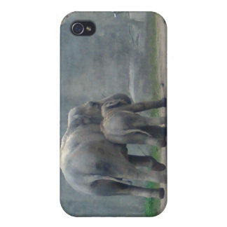 Mother's Love Elephant Iphone Case