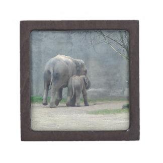 Mother's Love Elephant Premium Gift Box