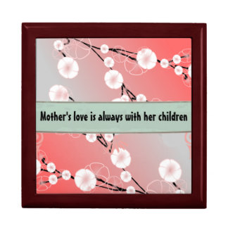 Mother's love gift box