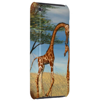 Mother's Love Giraffe iPod Touch Covers
