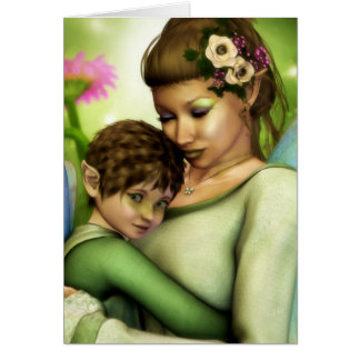 Mother's Love Greeting/Note Card