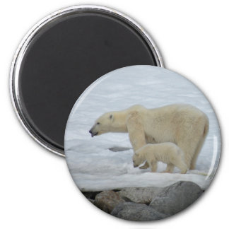 MOTHERS LOVE 2 INCH ROUND MAGNET