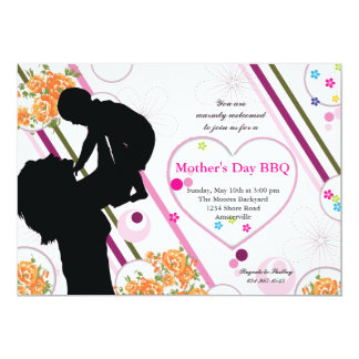 Mother's Love - Mother's Day Invitation