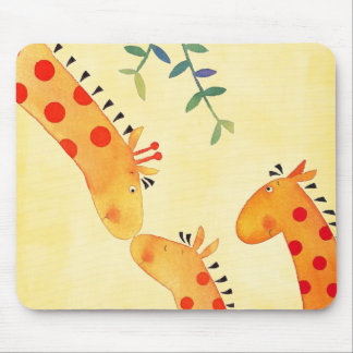 Mothers love mouse pad