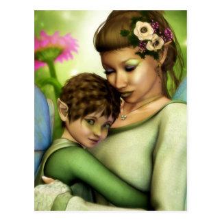 Mother's Love Postcard