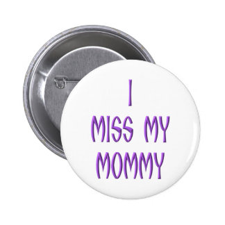 Mothers & Moms (4-6) 2 Inch Round Button