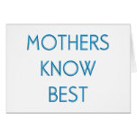 Mothers & Moms (4-6) Cards