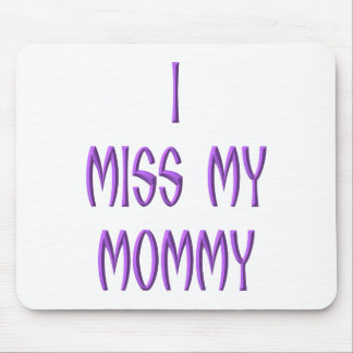 Mothers & Moms (4-6) Mouse Pad