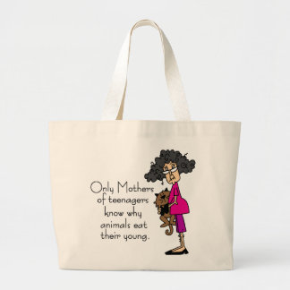 Mothers of Teenagers Tote Bag