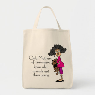 Mothers of Teenagers Canvas Bag