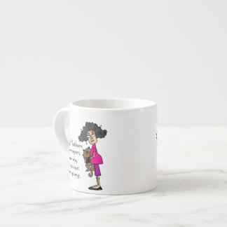 Mothers of Teenagers Espresso Cup
